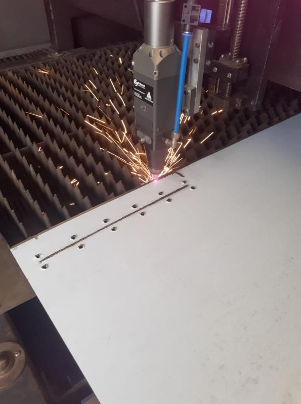 Corte a Laser de Inox em Salesópolis - Corte a Laser em Aço