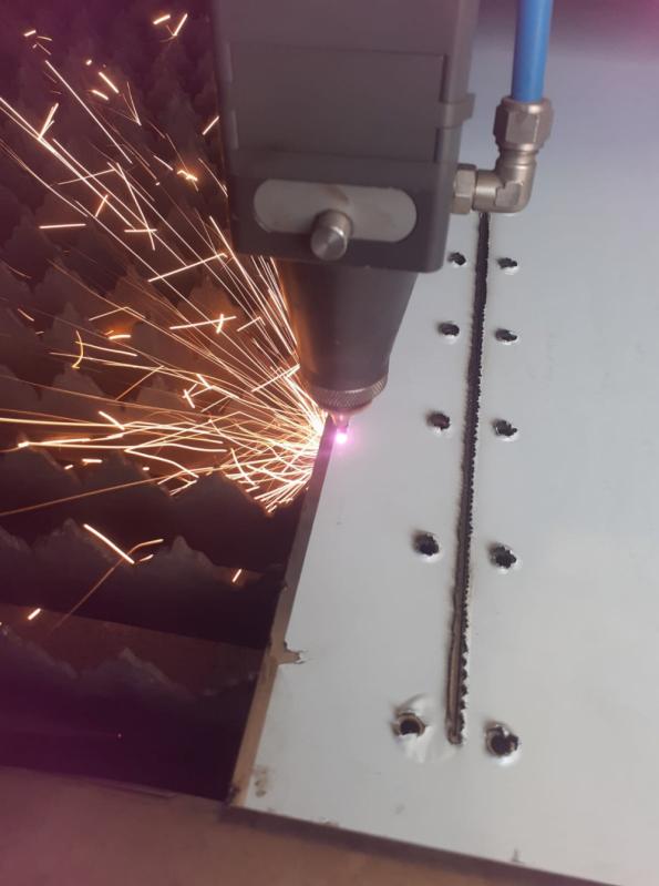 Cortes a Laser de Aço Inox em Jundiaí - Corte a Laser em Aço