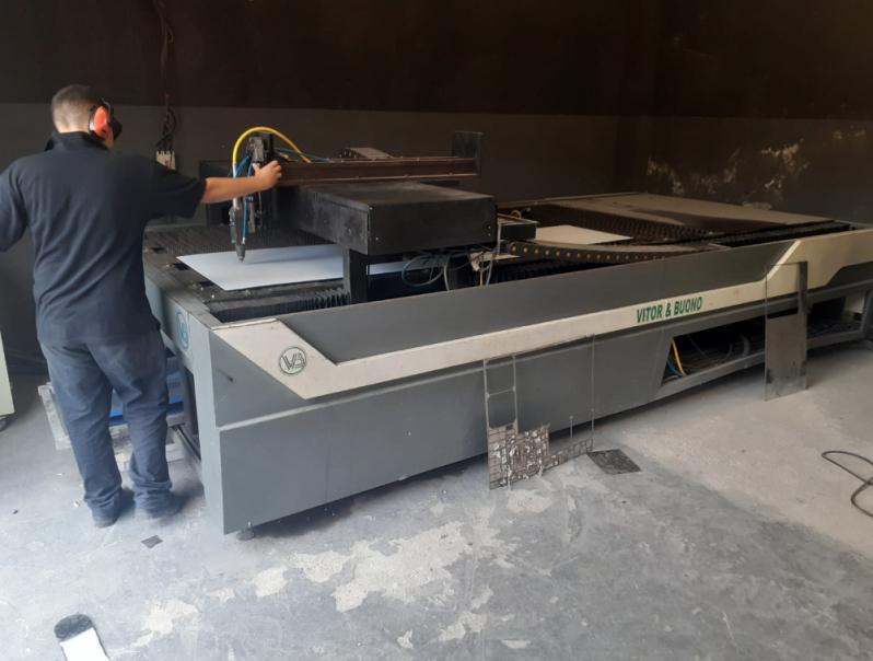 Cortes a Laser em Aço Carbono em Franco da Rocha - Corte a Laser em Aço Carbono