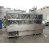 balcões de inox refrigerados sob medida em Cotia