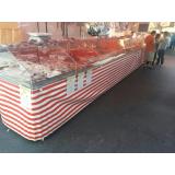 barraca de feira em Santa Isabel