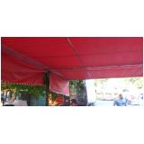 barraca de inox para feira preço em Santana de Parnaíba