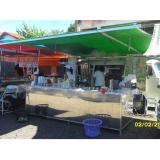 barraca em inox preço em Salesópolis