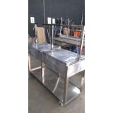 churrasqueira para churrascaria profissional Franco da Rocha