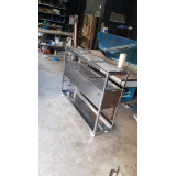 churrasqueira profissional para churrascaria Santa Isabel