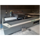 corte a laser de aço inox em Salesópolis