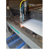 corte a laser em aço em Salesópolis
