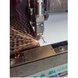 empresa de corte a laser de aço carbono