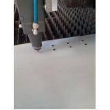 cortes a laser para peças metálicas em Santa Isabel
