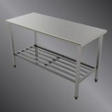 mesa auxiliar inox